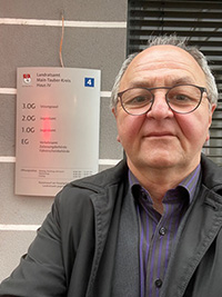 Thomas Kraft, SPD-Kreisvorsitzender